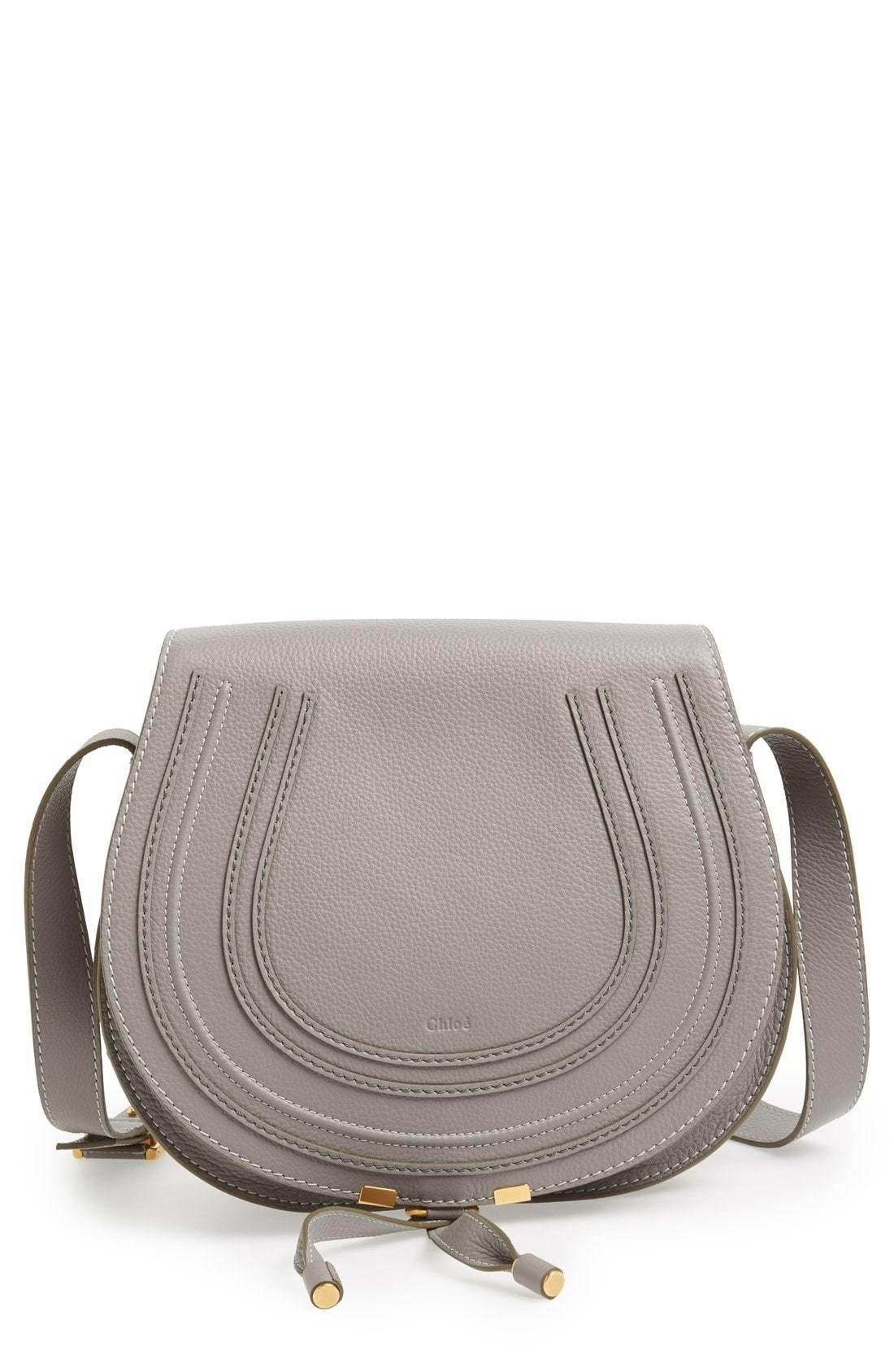 91ce18d06dd Chloé Marcie Medium Leather Crossbody Bag, $1,490 | Nordstrom ...