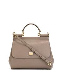 Dolce & Gabbana Medium Sicily Shoulder Bag