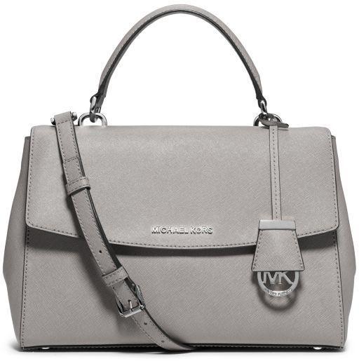 9671013d3a6c ... Bags Michael Kors Michl Kors Ava Medium Saffiano Leather Satchel ...