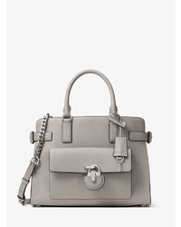 Michael Kors Michl Kors Emma Saffiano Leather Satchel