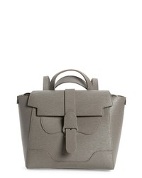 Senreve Midi Mstra Leather Satchel