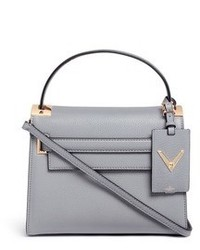 Valentino My Rockstud Small Top Handle Leather Bag