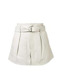 IRO Waist Belt Shorts