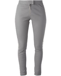 Philipp plein sheeba leather trousers medium 349138