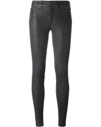 Rag & Bone Jean Leather Skinny Trousers