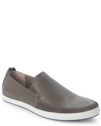 English Laundry Grey Carl Slip On Sneakers