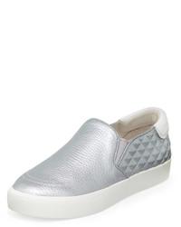 Ash Idol Bis Slip On Sneaker Silverwhite
