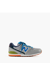New Balance Kids For Crewcuts 996 Lace Up Sneakers