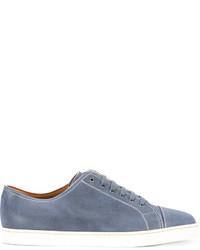 John Lobb Lace Up Sneakers