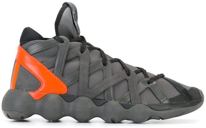 8c8b638c5 ... Y-3 Kyujo High Sneakers