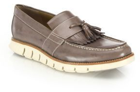 8d91e6348af ... Cole Haan Zerogrand Leather Tassel Loafers ...