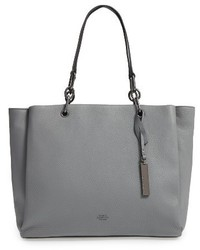Vince Camuto Avin Leather Tote Black