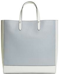 Brooks Brothers Leather Spectator Tote