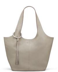 Elizabeth and James Finley Leather Shopper Bag