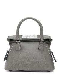 Maison Margiela Grey Micro 5ac Bag