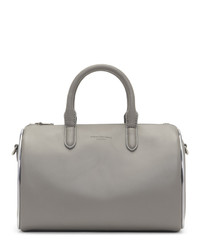 Alexander Wang Grey Small Halo Satchel Duffle Bag