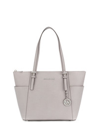 Michael Kors Collection Open Top Tote Bag
