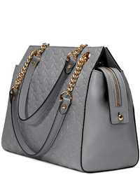 d202a6a884b902 Gucci Signature Chain Handle Tote Bag, $2,300 | Neiman Marcus ...