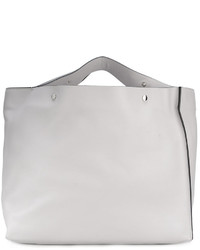 Marni Voile Shopping Tote Bag