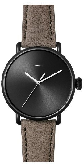 shinola bolt leather strap watch 42mm where to buy how to wear