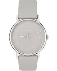 Issey Miyake Men Grey F Model Watch
