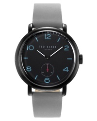 Ted Baker London Harry Leather Watch