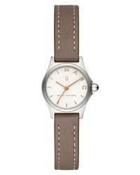 Marc Jacobs Henry Leather Watch