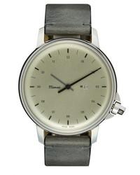 M12 leather strap watch 39mm medium 765309