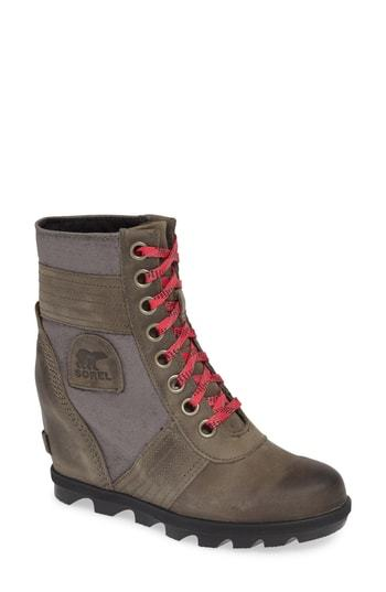 8b19d59be39 Sorel Lexie Wedge Boot