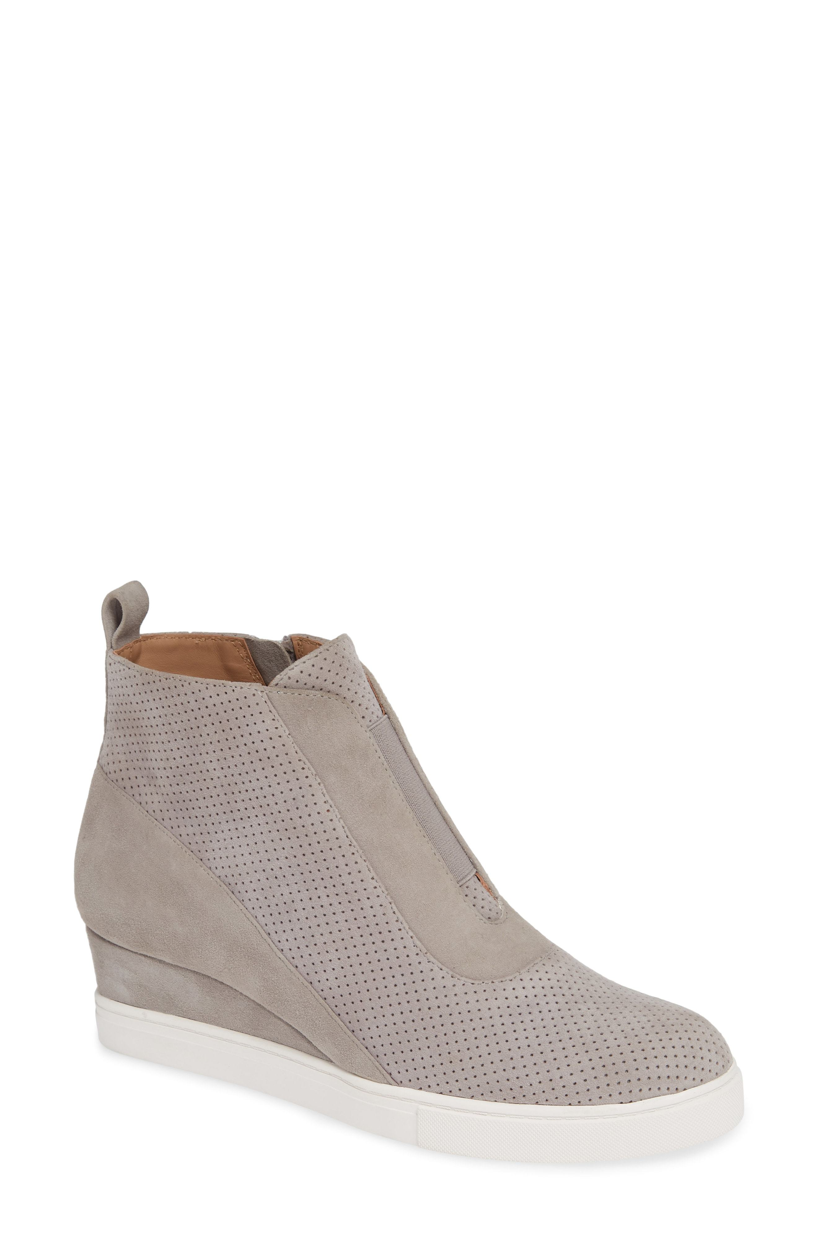 7096a6bbf190 ... Linea Paolo Anna Wedge Sneaker