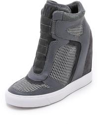 DKNY Grand Wedge Sneakers