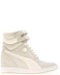 ddcaea1398f Puma Caroline Stripe Ts Wedge Sneakers Out of stock · Puma Wedge Trainer