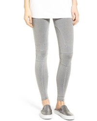 David Lerner Moto Leggings