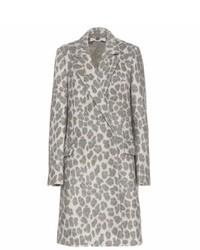 Stella McCartney Leopard Print Coat