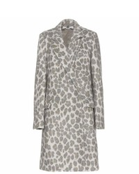 Stella McCartney Leopard Print Coat