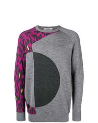 Chalayan Leopard Print Jumper