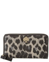 Kate Spade K Spade New York Leroy Sree Animal Prin Lacey Walle