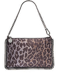 Stella McCartney Leopard Pouch