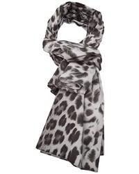 Leopard print scarf medium 1355544