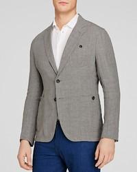 Armani Collezioni Linen Blazer Slim Fit