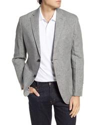 Nordstrom Men's Shop Regular Fit Linen Sport Coat