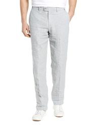 Hiltl Parma Solid Linen Trousers