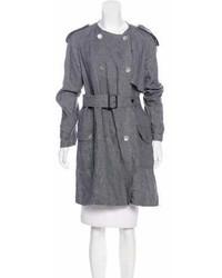 3.1 Phillip Lim Belted Linen Coat