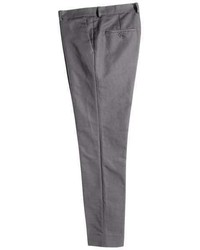 H&M Linen Blend Suit Pants