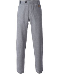 Oliver Spencer Regular Fit Tailored Trousers