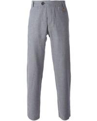 Regular fit tailored trousers medium 236392