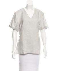 Klen linen v neck top w tags medium 3718762