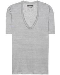 Isabel Marant Maree Linen T Shirt