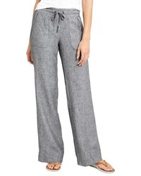 Heathered linen pant medium 3804931
