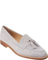 Grey Loafers Outfits For Women (43